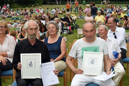 Ismaning Kultur im Schlosspark Freitag 17.07.2015
