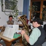 Offenes Musikantentreffen – 16.10.2015