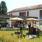 Gartenkonzert im Hillebrandhof am 21.07.2020
